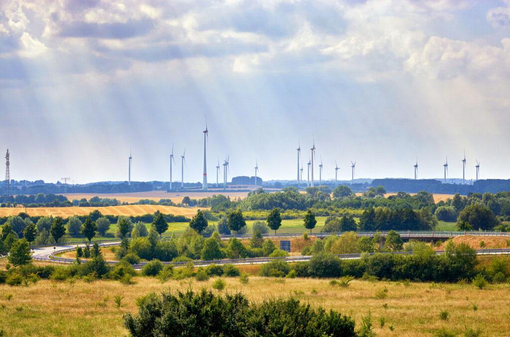 Stromerzeugung in Mecklenburg-Vorpommern vor allem aus Windenergie