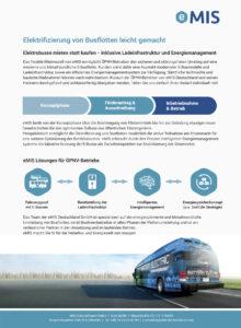 eMIS Deutschland _ Elektrifizierung von Bussen leicht gemacht